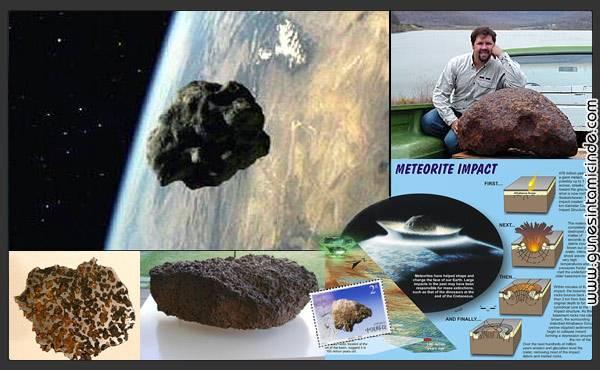 """meteorlar 1 Dünyadaki tarih süreçlerini incelersek enteresan şekilde madenlerle anılan dönemler görürüz. Mesela Tunç Çağı (bakır + kalay karışımı), Bronz Çağı gibi. Gerçekten de uygarlık aşamalarına bilimsel gözle bakılırsa, bulunan ve akıllıca kullanılan elementlerin öyküsüne dayanır. Abartıyor muyum? Hayır, Uranyum'un bulunuşunun etkilerini düşünün. Atom Çağı bile uranyum, pluütonyum gibi radyoaktif element ailesinin kullanım sürecini anlatır. """"Ya Bilgi Çağı, çuvalladın!"""" :) diyenlere de gülümseyerek silikonu incelememiz gerektiğini söyleyerek cevaplayacağım. Nanolitografi ile transistör çağı kapanıp bilgisayar çağı gerçek anlamıyla başladı. Ve nanolitografi patates baskı gibi bilgisayar chiplerinin (beyinlerinin) ışınla basılması işlemi diyelim. Dünyadaki tarih süreçlerini incelersek enteresan şekilde madenlerle anılan dönemler görürüz. Mesela Tunç Çağı (bakır + kalay karışımı), Bronz Çağı gibi. Gerçekten de uygarlık aşamalarına bilimsel gözle bakılırsa, bulunan ve akıllıca kullanılan elementlerin öyküsüne dayanır. Abartıyor muyum? Hayır, Uranyum'un bulunuşunun etkilerini düşünün. Atom Çağı bile uranyum, pluütonyum gibi radyoaktif element ailesinin kullanım sürecini anlatır. """"Ya Bilgi Çağı, çuvalladın!"""" :) diyenlere de gülümseyerek silikonu incelememiz gerektiğini söyleyerek cevaplayacağım. Nanolitografi ile transistör çağı kapanıp bilgisayar çağı gerçek anlamıyla başladı. Ve nanolitografi patates baskı gibi bilgisayar chiplerinin (beyinlerinin) ışınla basılması işlemi diyelim."""