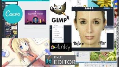 Photo of Canva, Befunky, PIXLR Editor, Snapseed, Gimp, Pain.net – Görsel Düzenleme Poster Uygulamaları