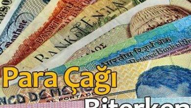 Photo of Para Çağı Biterken