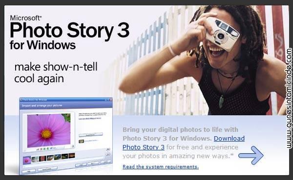 photostory9 Yazılımı daha önce inceleyip kullandım. Microsoft'un genelde kullanıcı dostu arabirimlerine ve anlaşılır çalışmalarına sahipti. Öğretmenlik yaptığım sınıflarda bazı sınıflarda ek çalışma olarak öğrencilerime de anlattım. Ancak yazılımın potansiyellerini, Amerika'dan bilgi paylaşımı için gelen Sayın Dr. Shirley Nuss ile yaptığımız çalışma ile fark ettim. Nuss yazılımı ilköğretim öncesinde kullandıklarını söylediğinde çok şaşırdım. Anaokulu düzeyindeki öğrenciler yaptıkları tüm çalışmaları fotoğraf çekerek sunmayı öğrenmişlerdi. Yazılımı daha önce inceleyip kullandım. Microsoft'un genelde kullanıcı dostu arabirimlerine ve anlaşılır çalışmalarına sahipti. Öğretmenlik yaptığım sınıflarda bazı sınıflarda ek çalışma olarak öğrencilerime de anlattım. Ancak yazılımın potansiyellerini, Amerika'dan bilgi paylaşımı için gelen Sayın Dr. Shirley Nuss ile yaptığımız çalışma ile fark ettim. Nuss yazılımı ilköğretim öncesinde kullandıklarını söylediğinde çok şaşırdım. Anaokulu düzeyindeki öğrenciler yaptıkları tüm çalışmaları fotoğraf çekerek sunmayı öğrenmişlerdi.