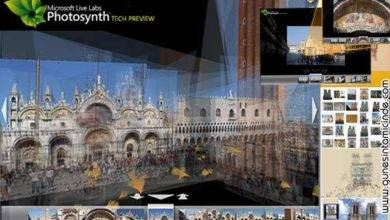 Photo of Microsoft Photosynth | 3 Boyutlu Fotoğraflar