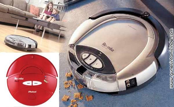 roomba Akıllı Robot Süpürge | Roomba
