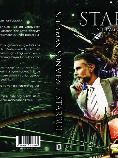 STARBUL – Yıldız Zekâ Romanım Basıldı