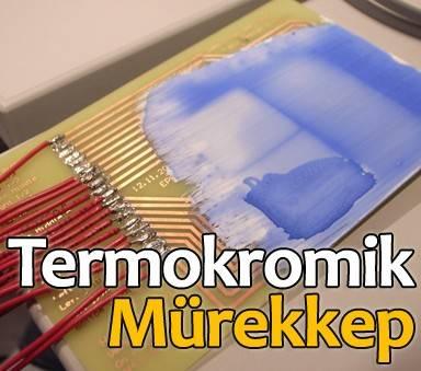 Photo of Termokromik Kağıt | Thermochromic Paper