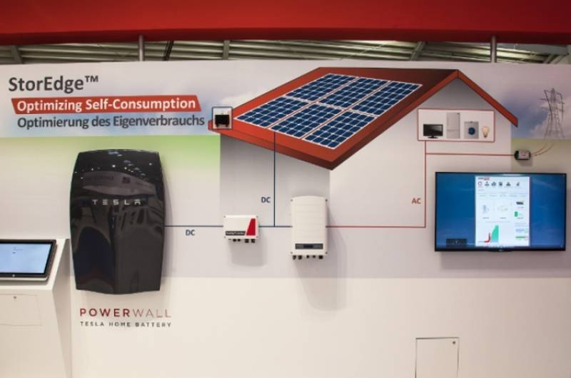 Süleyman Sönmez - Güneşin Tam İçinde teslapowerwall1 Bir Tayfunla Japonya'nın 50 Senelik Enerjisini Elde Etmek Güneş ve Enerji  Yenilenebilir Enerji Tesla tayfun Rüzgar Enerjisi Powerwall Pompalı Depolama fırtınadan enerji Enerji Elon Musk Elektrik