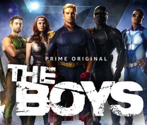 The Boys Dizisi – Süper Kahraman Hayallerinize Tekmeyi Basıyor – Amazon Prime