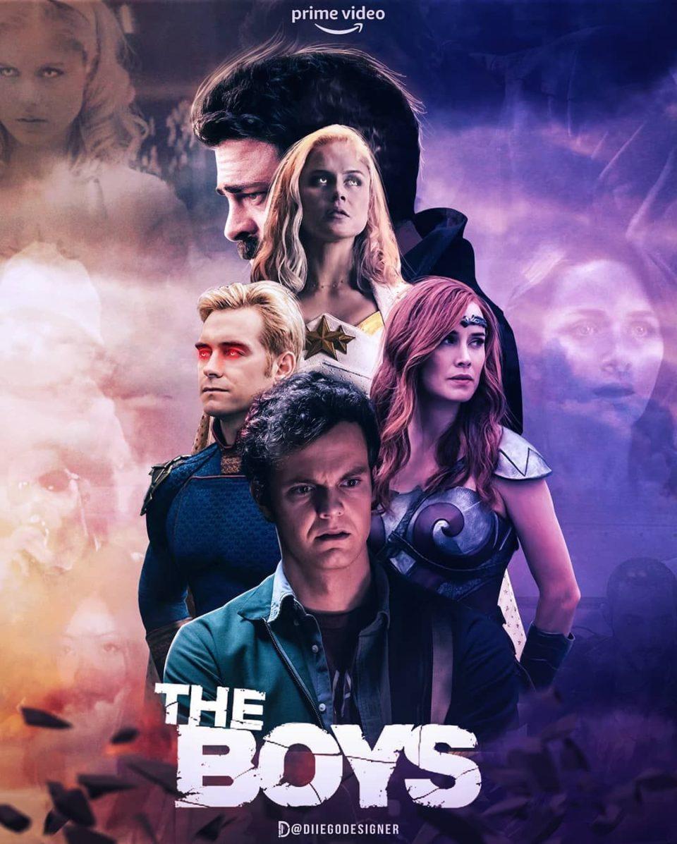 the boys hughuie Süper kahramanların filmleri çekildikçe DC ve Marvel sinematik evrenleri oluştu. Roller genelde iyi ve kötü arketiplere bölünmüş kolay anlaşılır ve aksiyona dayalı olurdu. Amaç teenage yaş grubundan büyük yaşlara, herkes esprilere gülsün, maceraya doysun ve sinemadan çıktığında verdiği bilet parasına hayıflanmasın(!) peşinden gidip posterini, tişörtünü, oyununu, biblosunu satın alıp o hayali dünyadan gayet de elle tutulur paralar kazanılmasını sağlasın. Süper kahramanların filmleri çekildikçe DC ve Marvel sinematik evrenleri oluştu. Roller genelde iyi ve kötü arketiplere bölünmüş kolay anlaşılır ve aksiyona dayalı olurdu. Amaç teenage yaş grubundan büyük yaşlara, herkes esprilere gülsün, maceraya doysun ve sinemadan çıktığında verdiği bilet parasına hayıflanmasın(!) peşinden gidip posterini, tişörtünü, oyununu, biblosunu satın alıp o hayali dünyadan gayet de elle tutulur paralar kazanılmasını sağlasın.