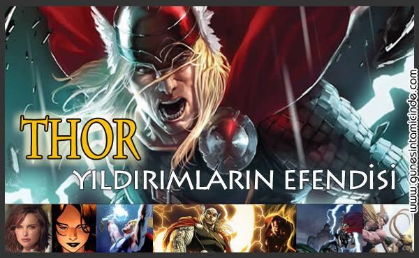Photo of Thor | Yıldırımların Efendisi