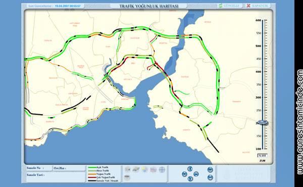 Photo of İstanbul'da Anlık Trafik | Trafik Kontrol Merkezi