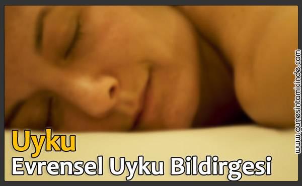 Photo of Evrensel Uyku Bildirgesi | Uyku Haklarınızı Öğrenin!