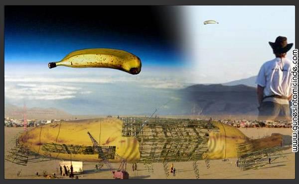 Photo of Uzayda Bir Muz