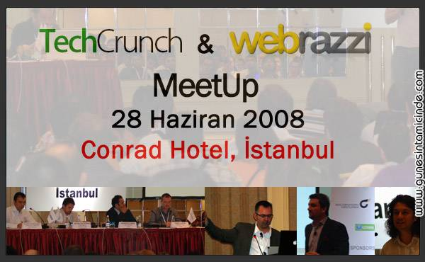 webrazzimeetup Bugünkü TechCrunch & Webrazzi MeetUp'ı da böyleydi. Çünkü konuşmacılar da dinleyiciler de tek kelimeyle Türkiye İnternetinin en önemli aktörleriydi. Konferanslar biz web yazarları için çoğunlukla bilinen konulardı. Ancak güzel olan, bildiğimiz konulara farklı açılımlar yapan ve öneriler getiren konuşmacılardı. Bugünkü TechCrunch & Webrazzi MeetUp'ı da böyleydi. Çünkü konuşmacılar da dinleyiciler de tek kelimeyle Türkiye İnternetinin en önemli aktörleriydi. Konferanslar biz web yazarları için çoğunlukla bilinen konulardı. Ancak güzel olan, bildiğimiz konulara farklı açılımlar yapan ve öneriler getiren konuşmacılardı.