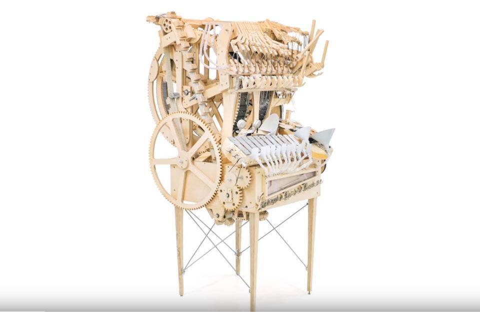wintergatan marble machine 11
