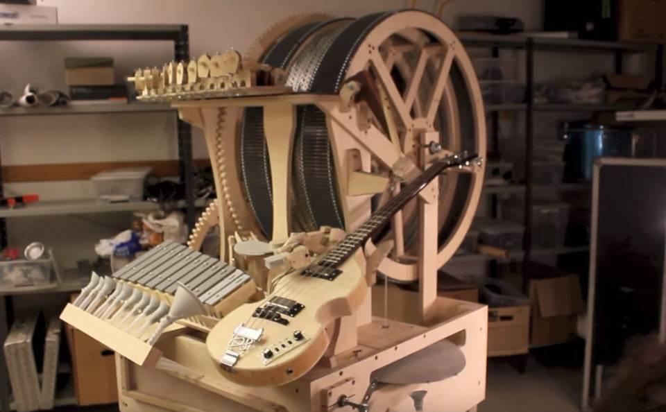 wintergatan marble machine 6