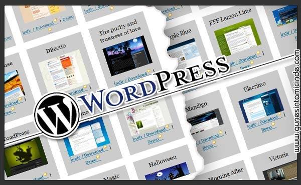 wordpresstemalari1 Harika Wordpress Temaları