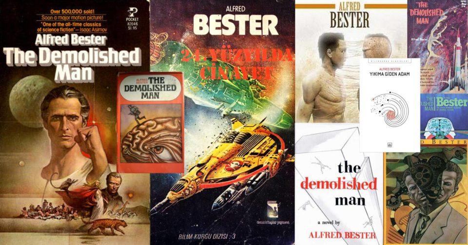 Yıkıma Giden Adam | The Demolished Man | Alfred Bester | 24. Yüzyılda Cinayet